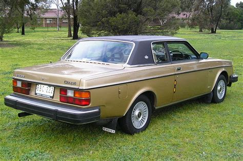 volvo  coupe auctions lot  shannons