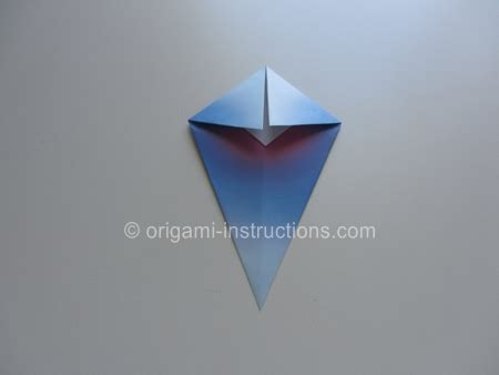 Origami Bird Beak - origami if y