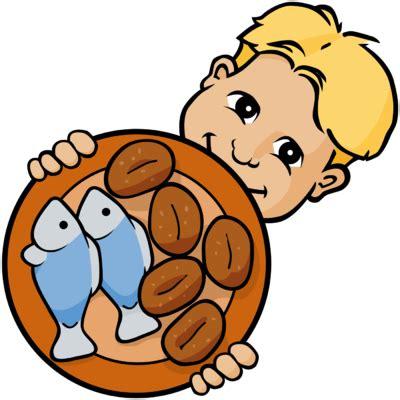 image download: bread & fish   christart.com