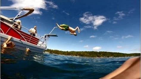 pontoon diving board 43 best images about pontoon fun on pinterest boats