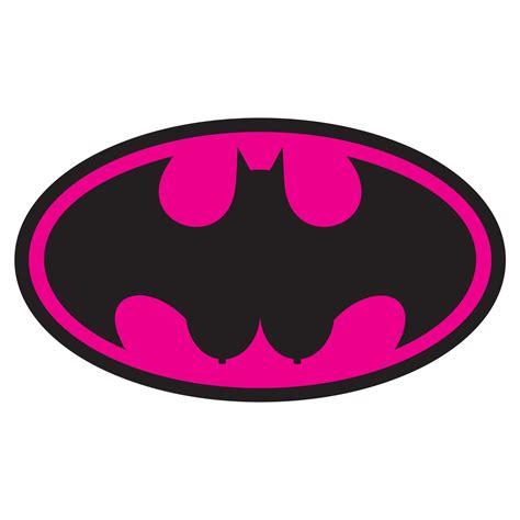 printable pink batman logo best photos of batgirl symbol template symbol batgirl