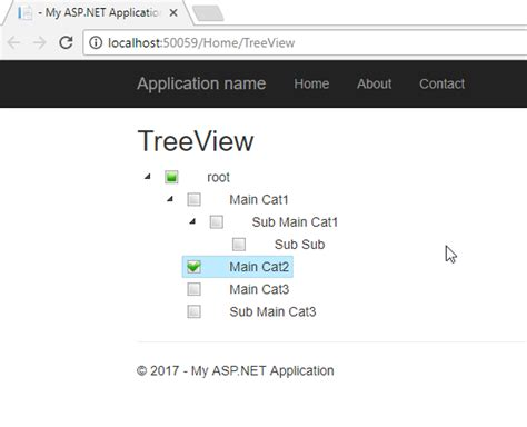 jstree themes exles creating treeview for mvc 5