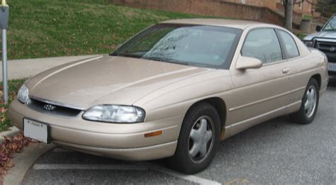 how to fix cars 1999 chevrolet monte carlo electronic toll collection file 1995 1999 chevrolet monte carlo jpg wikimedia commons