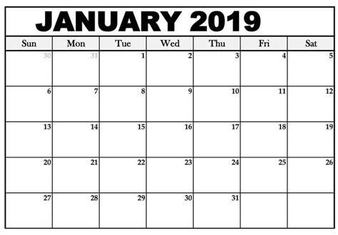 january  calendar printable schedule  calendar calendar google calendar