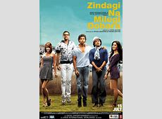Zindagi Na Milegi Dobara Movie New Poster ,Cast and Crew ... Zindagi Na Milegi Dobara