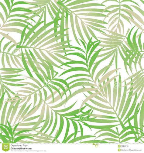 background pattern leaves tropical patterns palm leaves pattern background stock