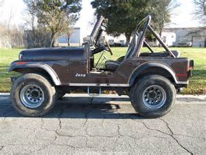 1980 jeep cj 5 information and photos momentcar