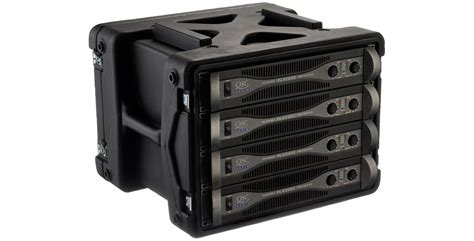 8 Space Rack by Skb Us Series Roto Molded Rack 8 Space
