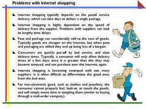 Shopping Problems Essay by Cnds