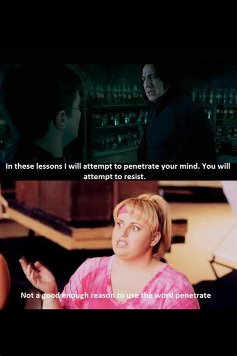 Pitch Perfect Meme - harry potter pitch perfect meme harry potter stuff