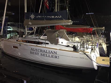 nautique boats sydney bilan du salon nautique de sydney 2016 jeanneau