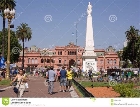 imagenes dela justicia plaza de mayo buenos aires argentina editorial image