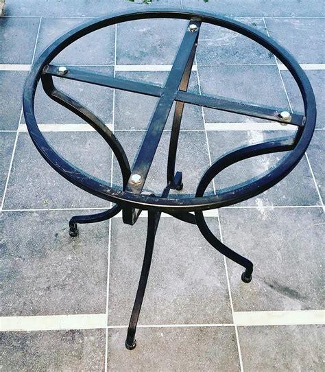 piedi per tavolo piedi in ferro battuto per tavoli