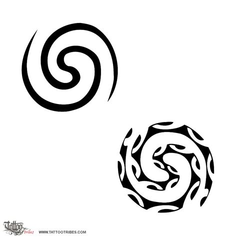 spiral tattoos spiral designs www pixshark images