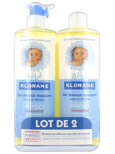 Sale Bebe Gel 500 Gram klorane baby gentle foaming gel 2 x 500ml buy at low