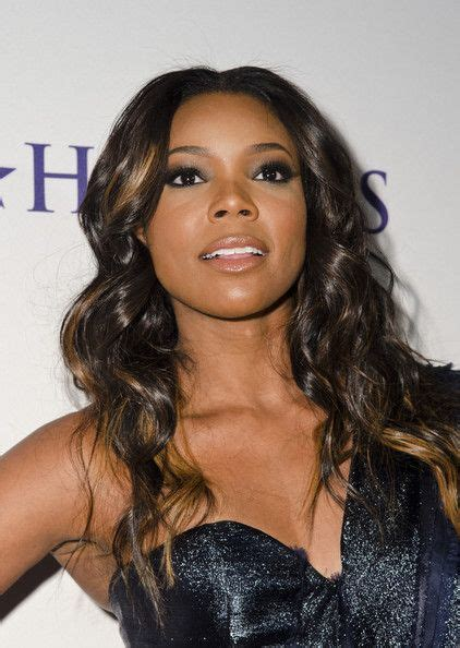 hair and makeup union gabrielle union in bet honors 2012 pre honors dinner