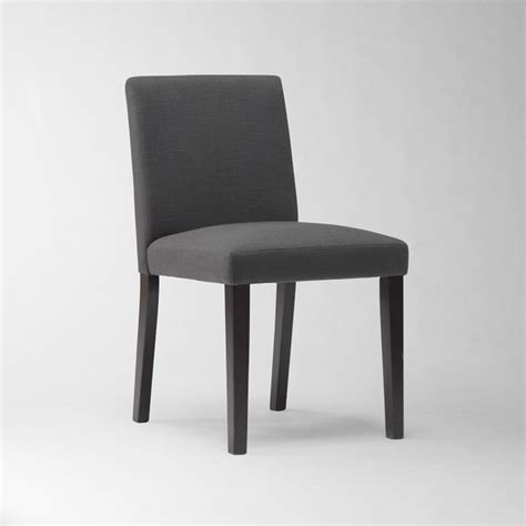 Contemporary Dining Chairs Upholstered Porter Upholstered Dining Chair Contemporary Dining Chairs By West Elm