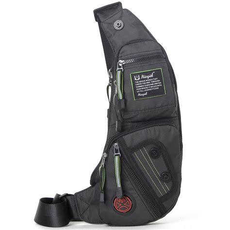 Original Slingbag Premium Leather Trk 2017 nicgid sling bag chest shoulder backpack pack