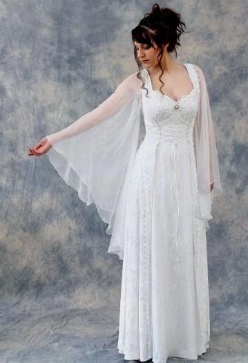 Celtic Wedding Dresses by Celtic Wedding Dresses Rings Flower Dresses