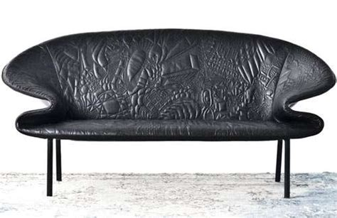 doodle leather combination collaboratively constructed couches doodle sofa by morose