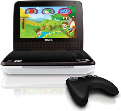 dvd player games format portable dvd player pd7010 05 philips
