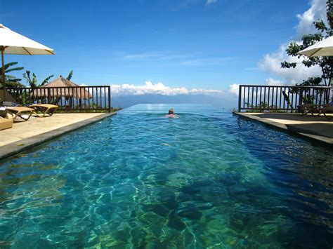 infinity pool bali bali infinity pool swimming to the edge of eternity
