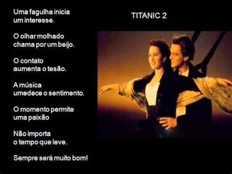 imagenes romanticas del titanic titanic 2 poesia youtube