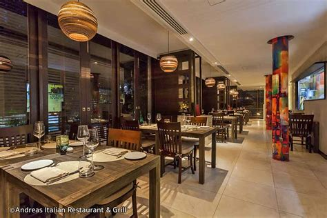 andreas ristorante hua hin beach restaurants dining where and what to eat