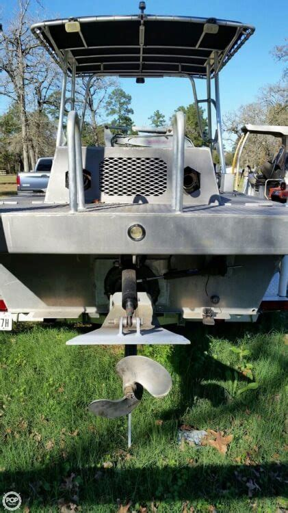 used scully aluminum boats for sale 2009 used scullys custom 20 aluminum fishing boat for sale