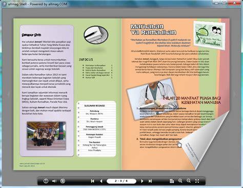majalah design pdf membuat majalah dengan word