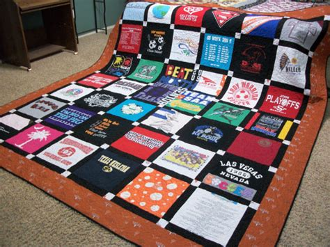 King Size T Shirt Quilt by Memory T Shirt Quiltcrib To King Size Ooak This By Quiltingbyday