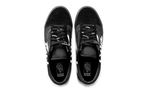 Oldskool Patta X Beams 1 patta x beams x vans skool quot eyed cat quot sneakers addict