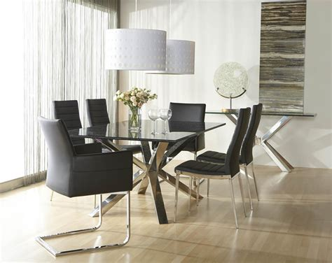 Crackle Glass Top Dining Table Cracked Glass Dining Table Gallery Of Crackle Glass Dining Table Model With Cracked Glass