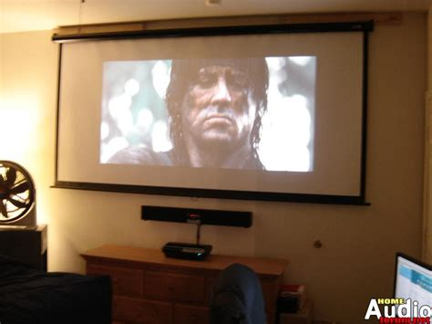 projector for bedroom bedroom projection setup build logs home audio forum
