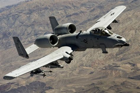 u s military aircraft in united states air force a 10 thunderbolt ii close air support aircraft global military review