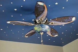 solar system ceiling fan room themes kids ceiling fans