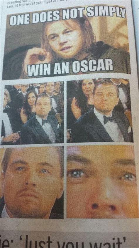 Funny Oscar Memes - 20 leonardo dicaprio funny memes quotes words sayings