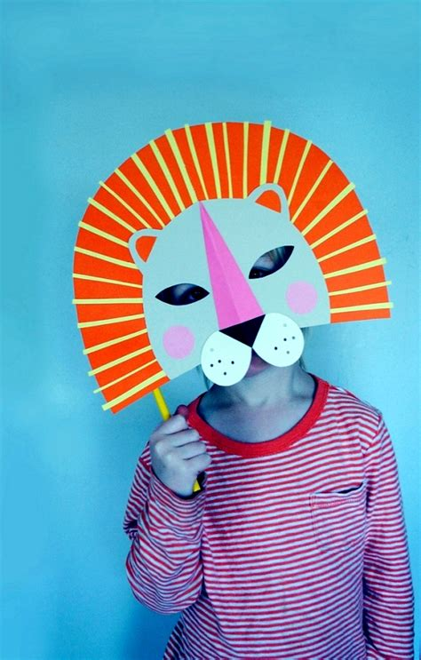 carnival crafts for carnival masks craft for the carnival is