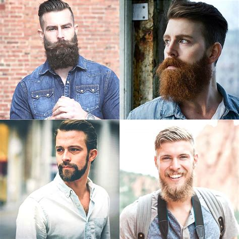 Hairstyles With Beard by Top 10 Hairstyles For With Beard Health