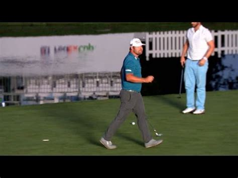 ryan moore golf swing analysis memorable moments john deere classic doovi