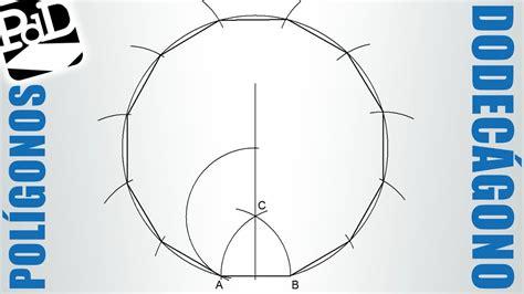 figuras geometricas de 12 lados trazar un dodec 225 gono a partir del lado pol 237 gono de 12
