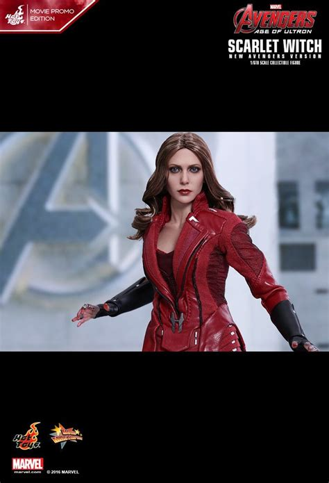 Toys Scarlet Witch Bib New Version Promo Edition 1 age of ultron witch new version 1 6 scale figure