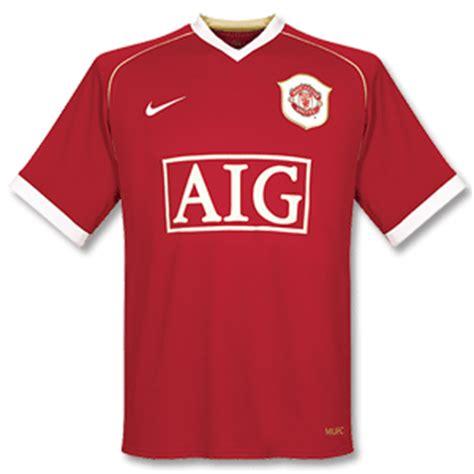 2006 2007 Manchester United Home Original Jersey Size L Ronaldo 7 pusat jersey jersey manchester united home 2006 2007 retro edition