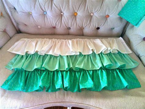 Crib Bed Skirt Tutorial Diy Ruffled Crib Skirt Tutorial Sewing Pinterest Crib Skirt Tutorial Crib Skirts And