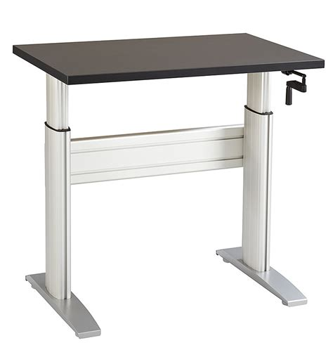 adjustable monitor stands for desk adjustable height desktop computer stand review and photo