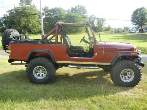 cj jeep wrangler jeep wrangler cj8 cj 8 scrambler