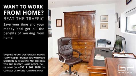 work from home office beat the daily commute home office solutions garden rooms