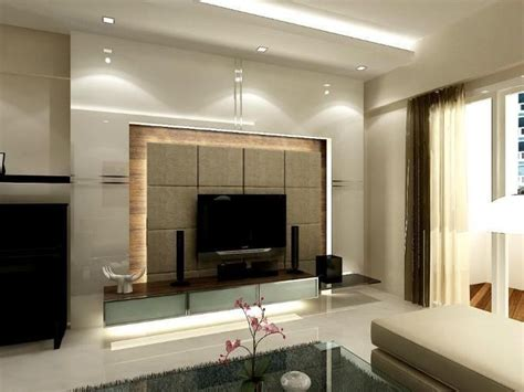 Designing Living Room by 15 Tv Wall Design Ideas
