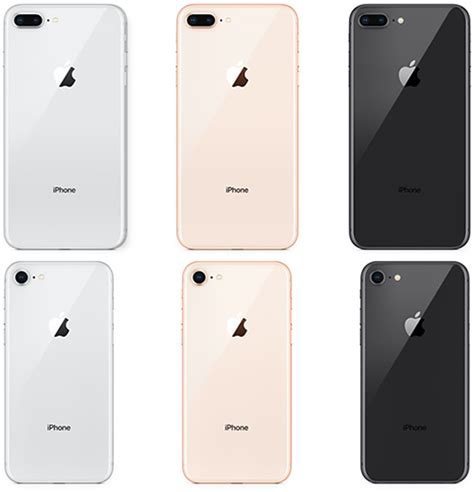 iphone 8 colors iphone 8 and iphone 8 plus specs price usa uk release date announced redmond pie
