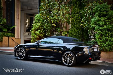 aston martin dbs volante carbon black edition aston martin dbs volante carbon black edition 27